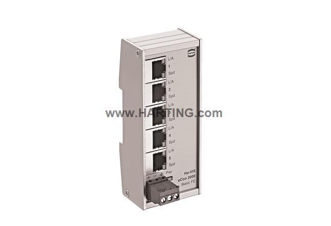 Thiết bị chuyển mạch Ethernet công nghiệp 5 cổng